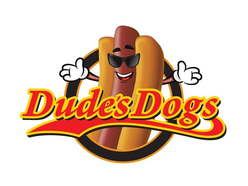 Dudes Dogs Logo