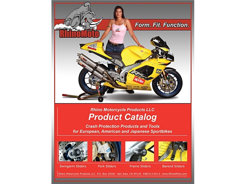Catalog cover sample